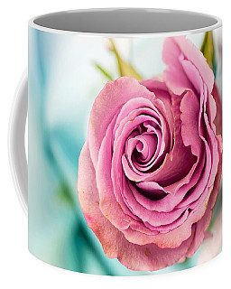 Beautiful Vintage Rose Coffee Mug