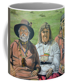 Beaver Camp Coffee Mug
