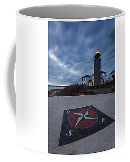 Beavertail Lighthouse Coffee Mug