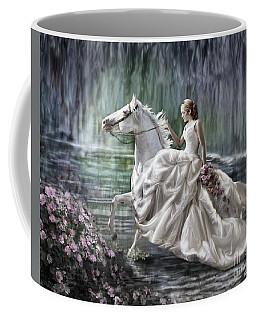 Becca's Blue Fantasy Coffee Mug