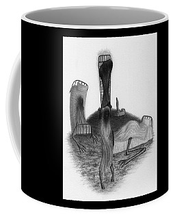 Bed Sheets - Artwork Coffee Mug
