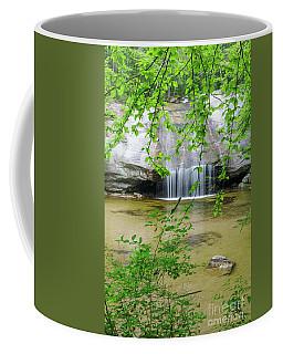 Beede Falls - Sandwich Notch, New Hampshire Coffee Mug