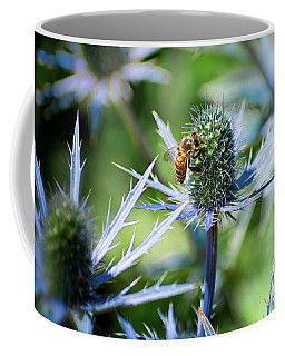 Bee's Got The Blues Coffee Mug