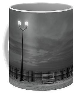 Before Dawn On The Boards Coffee Mug