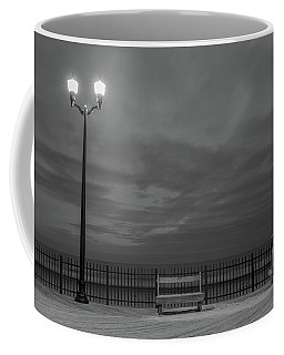 Before Dawn On The Boards Coffee Mug
