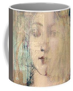 Behind The Painted Smile  Coffee Mug
