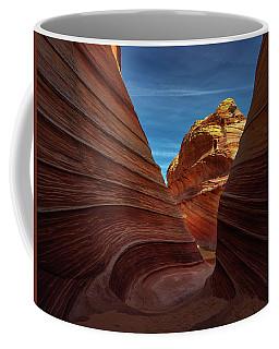 Behind The Wave Coffee Mug
