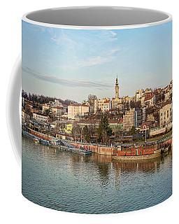 Belgrade Cityscape Coffee Mug