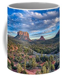 Bell Rock Scenic View Sedona Coffee Mug