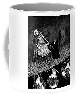 Bella The Nightmare Carriage - Artwork Coffee Mug