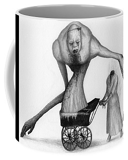 Bella The Nightmare Carriage Updated - Artwork Coffee Mug