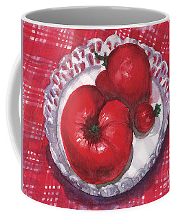 Bella Tomatoes Coffee Mug