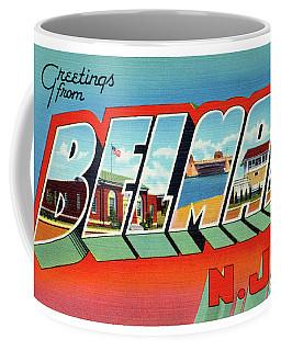 Belmar Greetings Coffee Mug