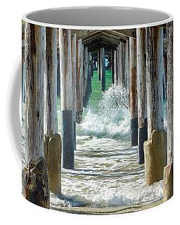Below The Pier Coffee Mug