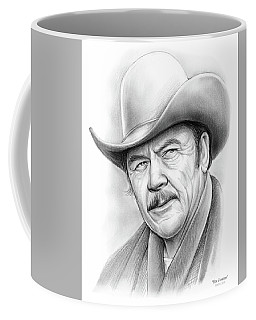 Ben Johnson Coffee Mug
