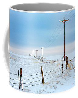 Bend In The Road Coffee Mug