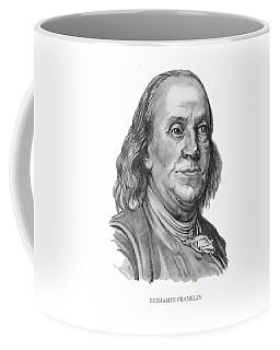 Benjamin Frankline  Coffee Mug