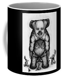 Benjamin The Nightmare Bear - Artwork Coffee Mug