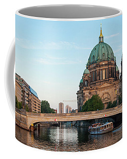 Berliner Dom And River Spree In Berlin Coffee Mug