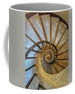Coffee Mug featuring the photograph Bernini Staircase - Jo Ann Tomaselli by Jo Ann Tomaselli