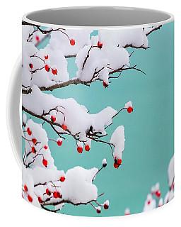 Berries And Cream Coffee Mug