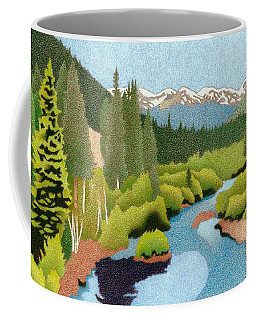 Berthoud Pass Coffee Mug