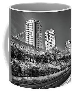 Beside The Railway Line Coffee Mug
