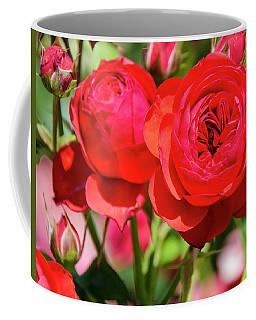 Best Buds In Red Coffee Mug