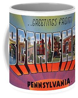 Bethlehem Greetings Coffee Mug