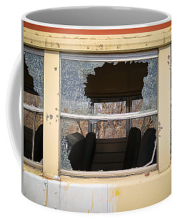 Coffee Mug featuring the photograph Better Days by Carl Young