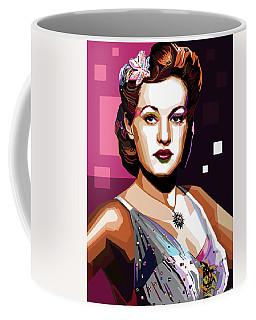 Betty Grable Coffee Mug