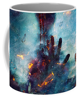 Between Life And Death Coffee Mug