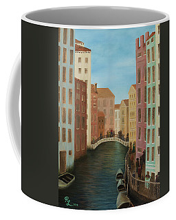 Beyond The Grand Canal Coffee Mug