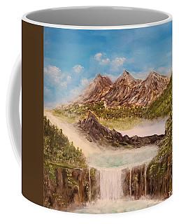 Beyond The Mountains Coffee Mug