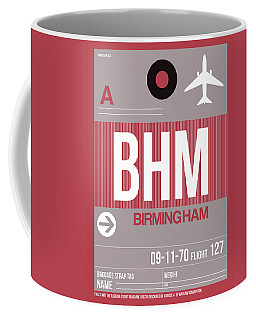 Bhm Birmingham Luggage Tag II Coffee Mug