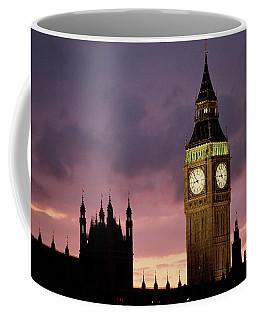 Big Ben Palace Of Westminster London Uk Coffee Mug