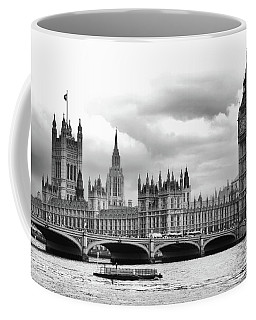 Big Clock In London Coffee Mug