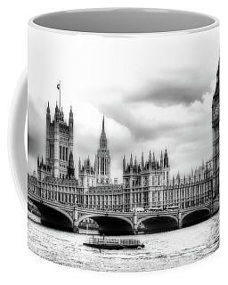Big Clock In London Soft Coffee Mug