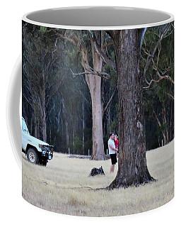 Big Gums On The Farm Coffee Mug