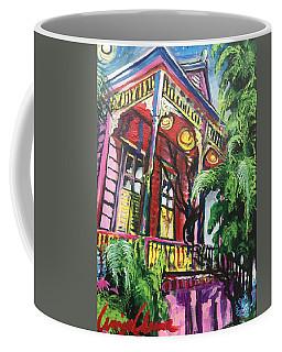 Big Pink Coffee Mug