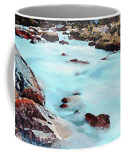 Big Two-hearted River Coffee Mug