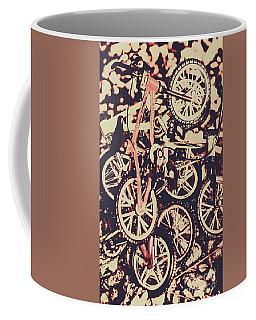 Bike Mountain Coffee Mug
