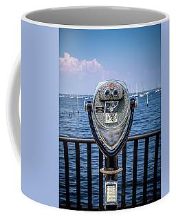 Binocular Viewer Coffee Mug