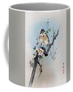 Bird And Petal Coffee Mug