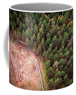 Bird Eye View Coffee Mug