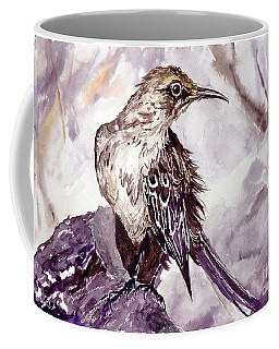 Bird On The Rock Coffee Mug
