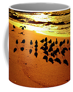Bird Shadows Coffee Mug