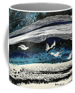 Birds Of Paradise #5 Coffee Mug