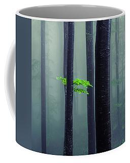 Bit Of Green Coffee Mug