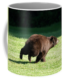 Black Bear Run Coffee Mug